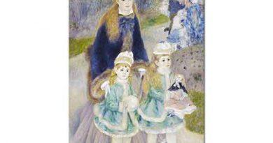 Pierre Auguste Renoir ikizlerin Gezintisi
