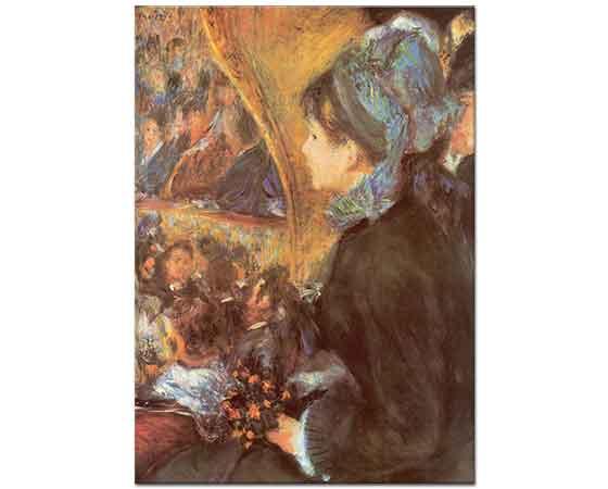 Pierre Auguste Renoir ilk Gezinti