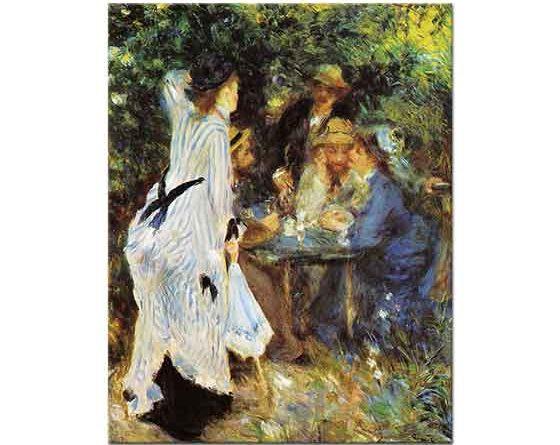 Pierre Auguste Renoir Kameriye