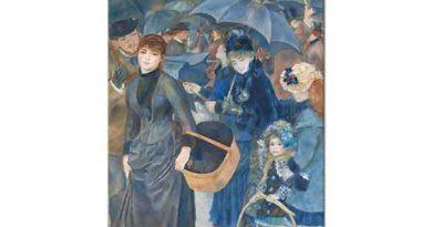 Pierre Auguste Renoir Şemsiyeler