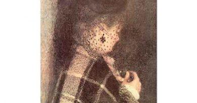Pierre Auguste Renoir Tüllü Kadın