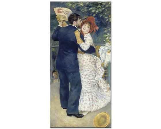 Pierre Auguste Renoir Yerel Dans