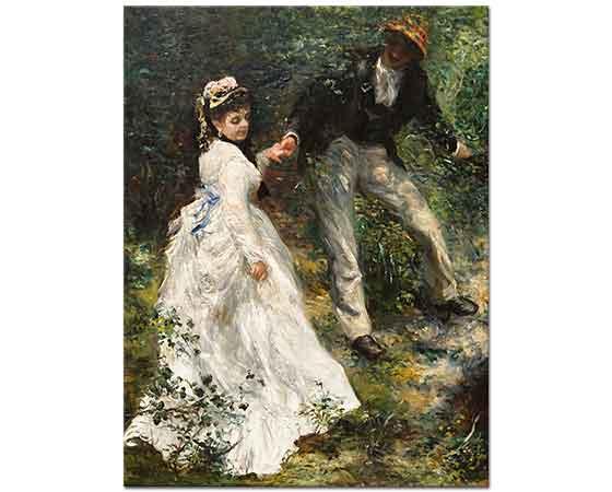 Pierre Auguste Renoir Yürüyüş
