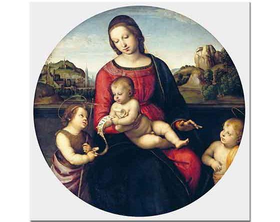 Sanzio de Urbino Raphael Meryem