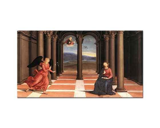 Sanzio de Urbino Raphael Meryem'e Müjde