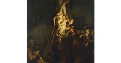 Rembrandt Çarmıhtan indiriliş