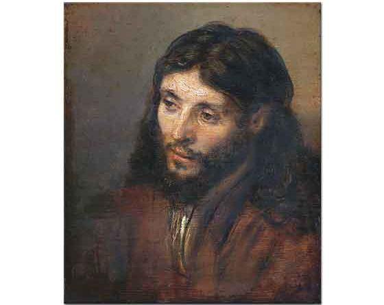 Rembrandt Genç Yahudi Isa