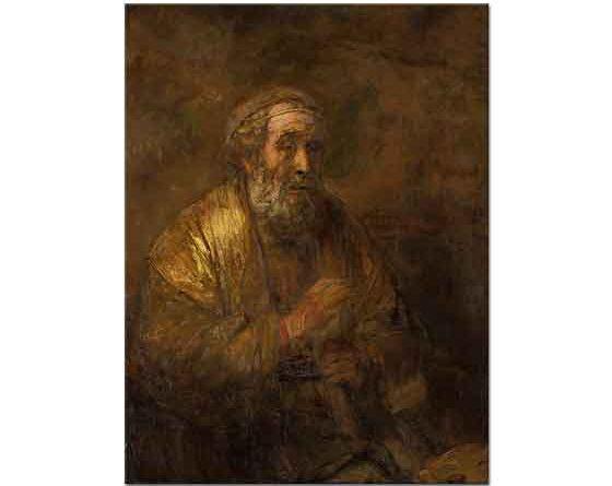 Rembrandt Homeros