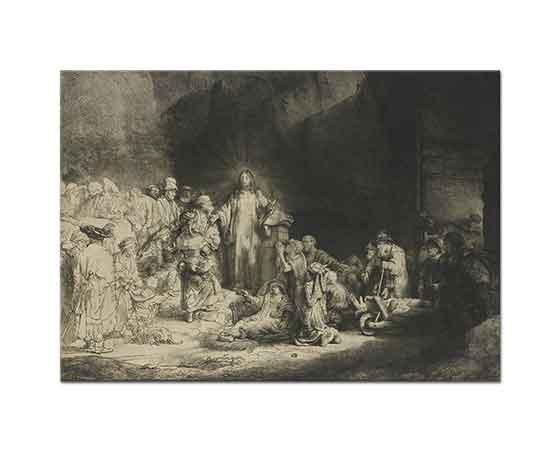 Rembrandt Isa'nın Mucizesi