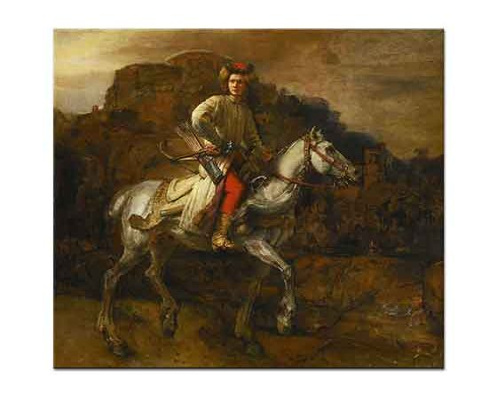 Rembrandt Polonyalı Süvari