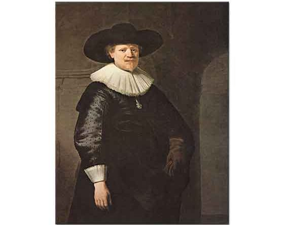 Rembrandt Şair Jan Hermansz