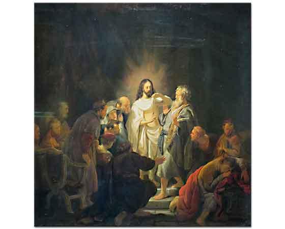 Rembrandt Şüpheli Aziz Thomas
