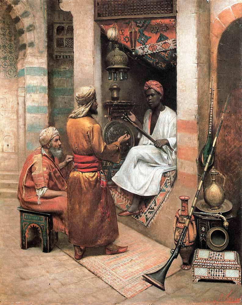 Rudolf Weisse Doğu Kahire'de Satış Yeri