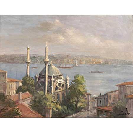 Salim Özüdoğru Dolmabahçe'den