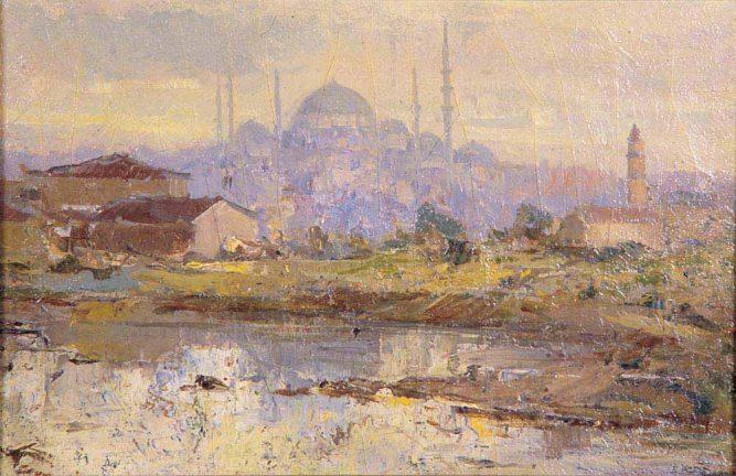Sami Yetik Süleymaniye Camii