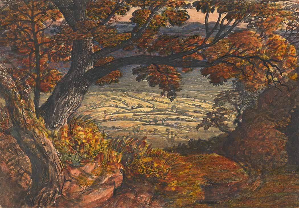 Samuel Palmer Çayırlar, Kent