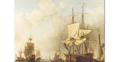 Samuel Scott Bir Danimarka Gemisi