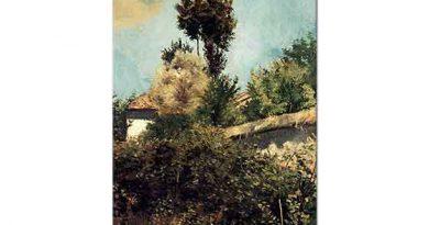 Santiago Rusinol Bahçe Duvarı