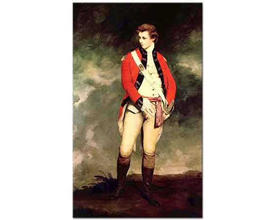 Sir Joshua Reynolds Asker