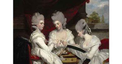 Sir Joshua Reynolds Leydiler