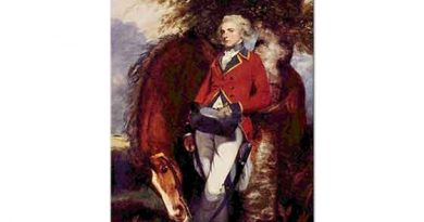 Sir Joshua Reynolds Süvari