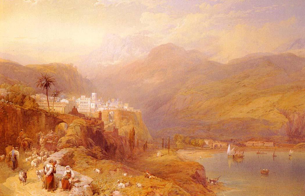 Thomas Miles Richardson Monaco