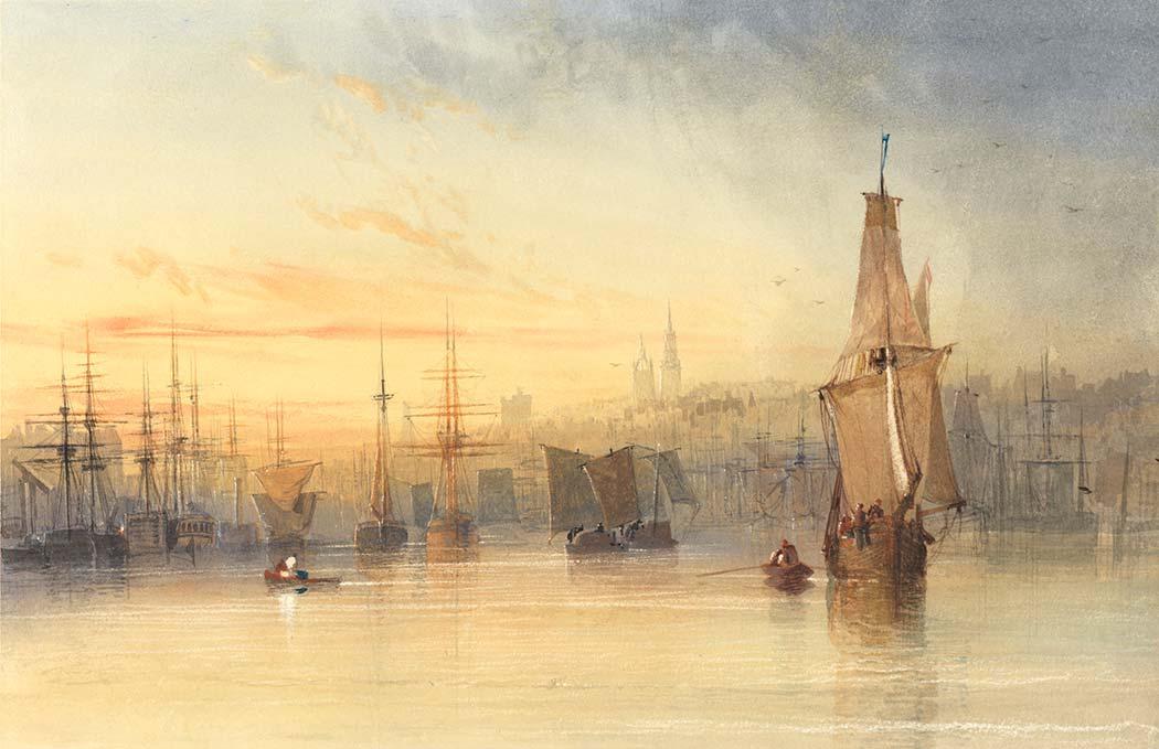Thomas Miles Richardson Tekneler
