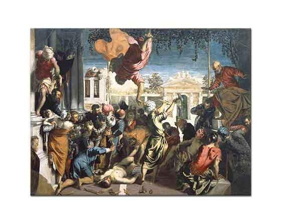Tintoretto Mucize