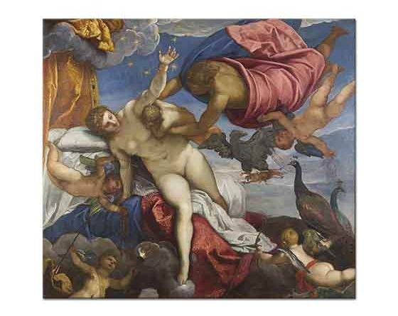 Tintoretto Samanyolu