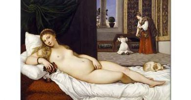 Tiziano Vecellio Urbino'lu Venüs