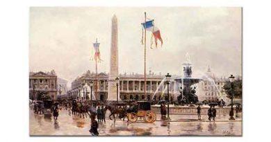 Ulpiano Checa Sanz Concorde Meydanı