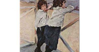 Vasily Surikov Çocuklar