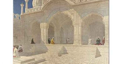 Vasily Vereshchagin inci Cami Delhi