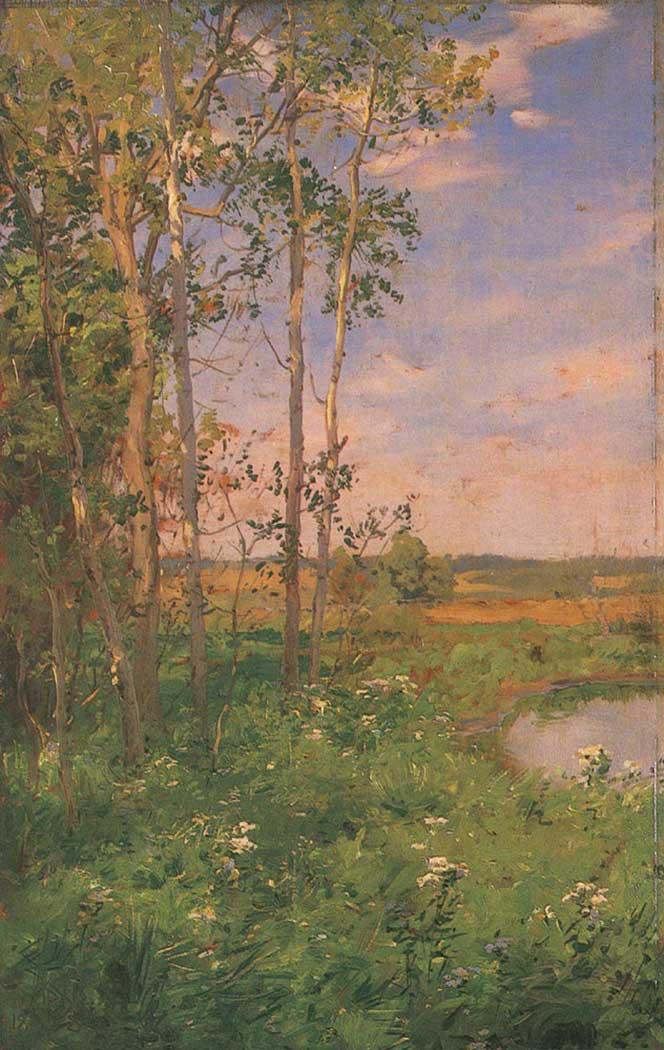 Walter Launt Palmer Göl Kenarında