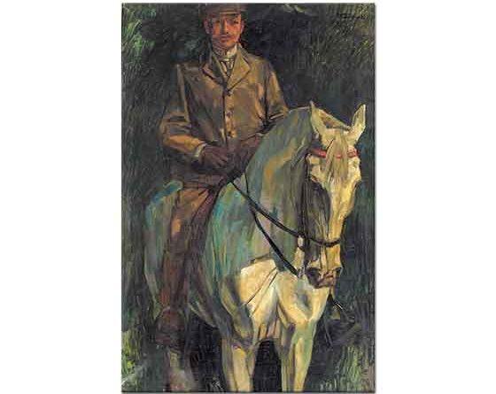 Wilhelm Trübner Atı ile