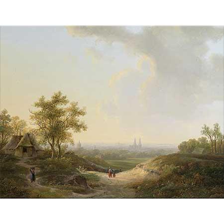 Willem de Klerk Kleve'ye Bakış