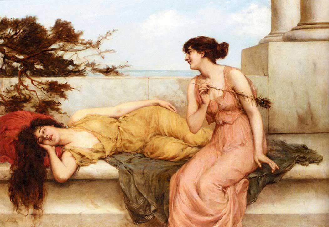 William Oliver Akdeniz Güzelleri