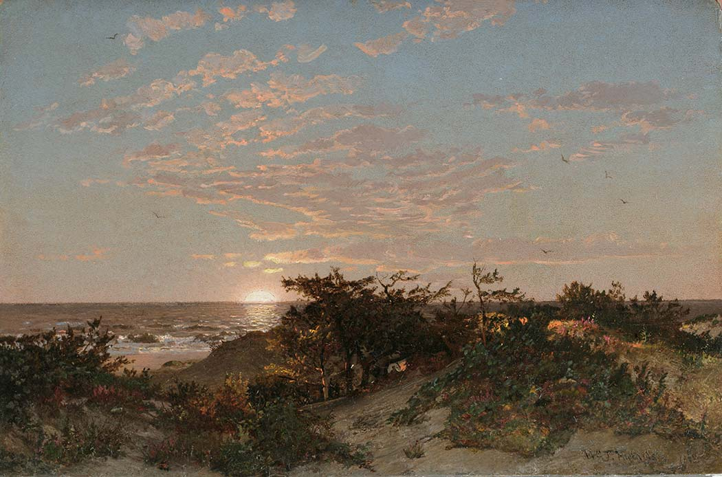 William Trost Richards Manzara
