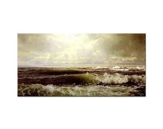 William Trost Richards Newport Kıyısı