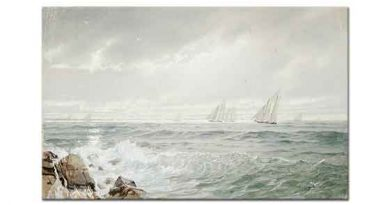 William Trost Richards Yatlar