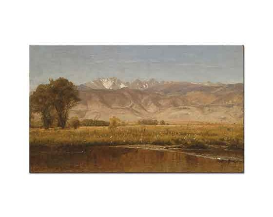 Worthington Whittredge Colorado
