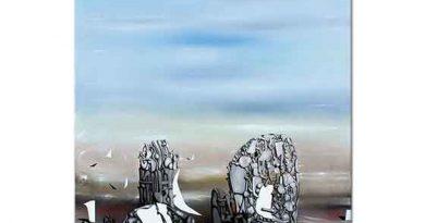 Yves Tanguy Avlanan Gökyüzü