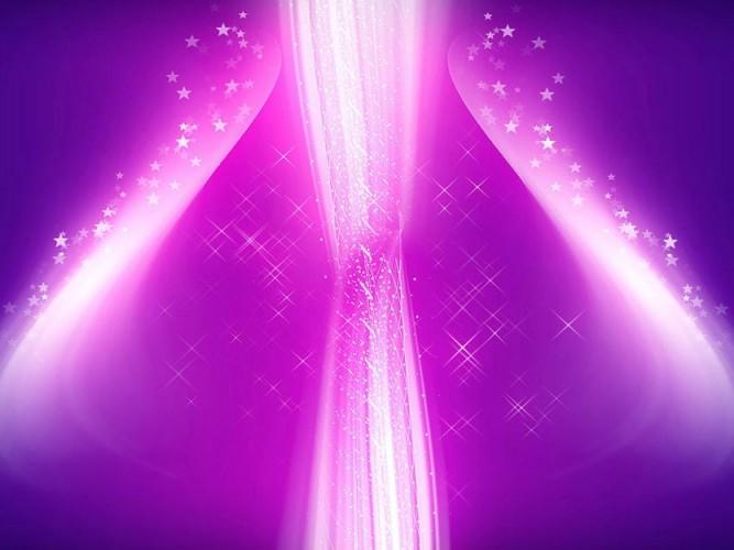 Işıldayan Violet