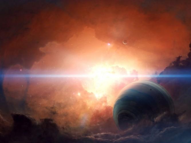 Nebula Merkezinde