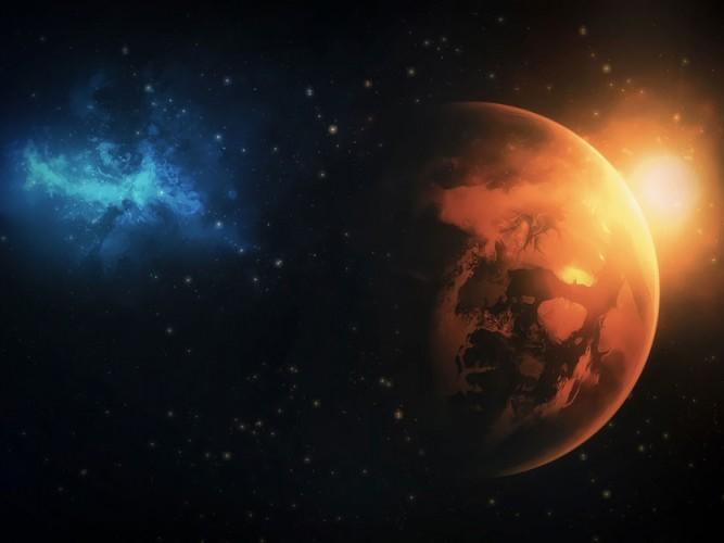 Yepyeni bir Gezegen