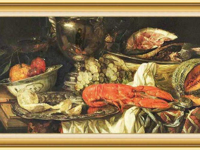 Abraham van Beijeren hayatı ve eserleri