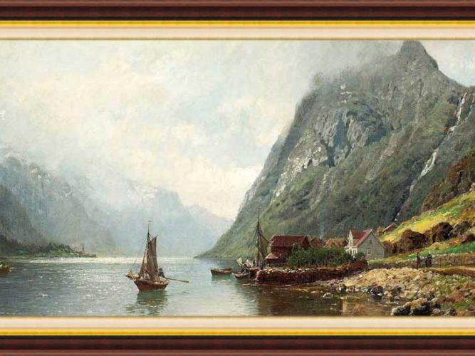 Anders Monsen Askevold hayatı ve eserleri