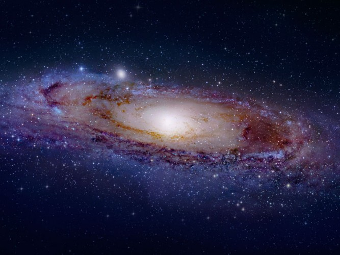 Andromeda Galaksisi