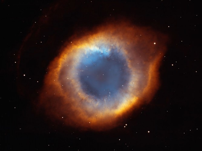 Helix Nebulası