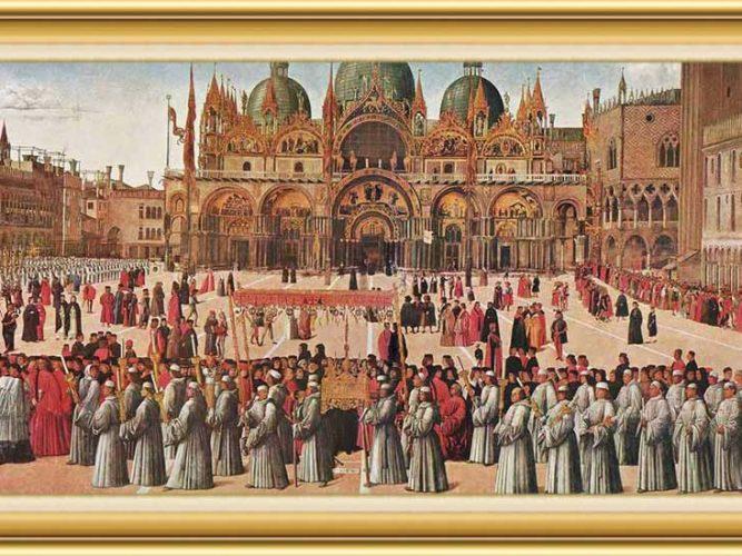 Gentile Bellini hayatı ve eserleri